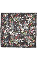 McQ by Alexander McQueen Festival Floral Scarf - Floral - Lyst