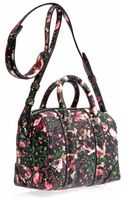 Givenchy Mini Lucrezia Printed Bowling Bag - Lyst