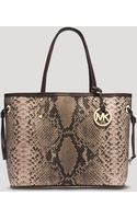 MICHAEL Michael Kors Tote  Medium Reversible - Lyst
