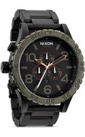 Nixon The 5130 Chrono Watch 51mm - Lyst