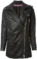S.w.o.r.d Long Biker Jacket - Lyst