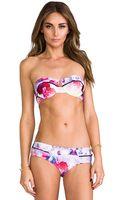 Suboo Bandeau Bikini in Purple - Lyst