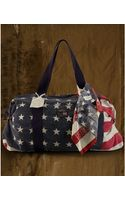 Denim & Supply Ralph Lauren Denim Weekender Tote - Lyst