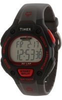 Timex® Ironman Traditional 30lap Fullsize Resin Strap Watch - Lyst