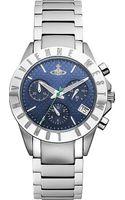 Vivienne Westwood Navy Watch Navy - Lyst
