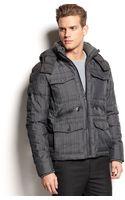 Calvin Klein Modern Check Jacket - Lyst