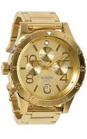 Nixon The 4820 Chrono Watch - Lyst