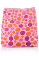 Sophie Anderson Liliana Spotty Clutch Bag - Lyst