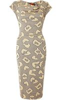 Vivienne Westwood Red Label Glitter Evening Jacquard Dress - Lyst