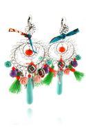 Sweetlime Fiesta Festival Earrings - Lyst