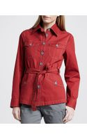 Christopher Blue Taylor Tiefront Dobby Jacket - Lyst