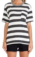 Nsf Clothing Kelli T-Shirt - Lyst