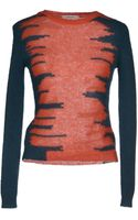 Carven Sweater - Lyst