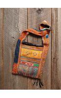 Free People Vintage Embroidered Shoulder Bag - Lyst