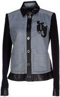 Versace Jeans Jacket - Lyst