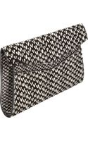 J. Mendel Haircalf Envelope Clutch - Lyst