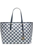 Michael Kors Michael Jet Set Medium Travel Tote - Lyst