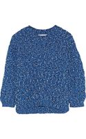 Thakoon Addition Textured-knit Sweater - Lyst