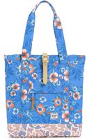 Herschel Supply Co. The Market Tote - Lyst