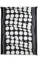 Stella McCartney Folded Dots Silk Modal Scarf - Lyst