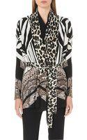 Etro Lightweight Silk and Cashmere-blend Cardigan - Lyst