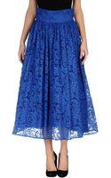 Imperial 34 Length Skirt - Lyst