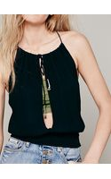 Free People Strappy Tank - Lyst