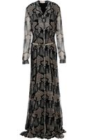 Matthew Williamson Long Dress - Lyst