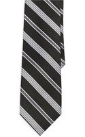 Ben Sherman Striped Tie - Lyst