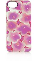 Marc By Marc Jacobs Marc by Marc Jacobs Floral Iphone Cover - Lyst