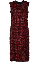 Marc Jacobs Kneelength Dress - Lyst
