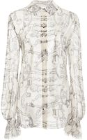 Tory Burch Sherry Shirt - Lyst
