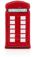 Lulu Guinness Red Telephone Iphone Case - Lyst