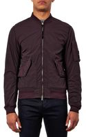 C P Company Watch Viewer Ma-1 Bomber Jacket - Lyst