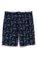 Tommy Hilfiger Classic Fit Printed Short - Lyst