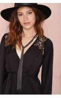 Nasty Gal Take A Strand Collar Necklace - Lyst
