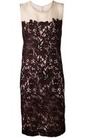 By Malene Birger Guiliana Lace Dress - Lyst