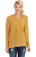 Kensie Knit Pullover - Lyst