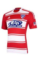 Adidas Mens Shortsleeve Fc Dallas Jersey - Lyst