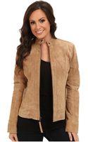 Ariat Ridge Leather Jacket - Lyst