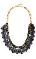 Zad Fashion Inc. Bead Still My Heart Necklace - Lyst