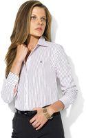 Lauren by Ralph Lauren Petite Longsleeve Classic Shirt - Lyst
