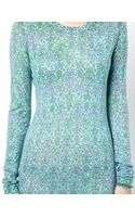 Markus Lupfer Vintage Coral Emma Dress - Lyst
