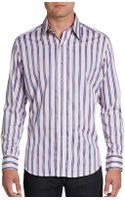 Robert Graham Ribbon Striped Shirt - Lyst