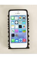 Moschino Logo Iphone 5 Case - Lyst