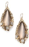 Alexis Bittar Imperial Lucite Crystal Lace Teardrop Earrings - Lyst