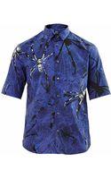 McQ by Alexander McQueen Spider Gardenprint Shirt - Lyst