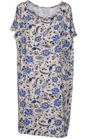 Alpha Massimo Rebecchi Short Dress - Lyst