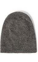 Autumn Cashmere Asymmetrical Bag Hat - Lyst
