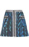Kenzo Printed Skirt - Lyst